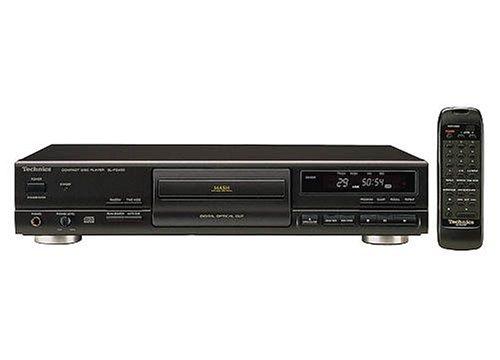 Technics SL-PG 490 EG-K CD-Player schwarz