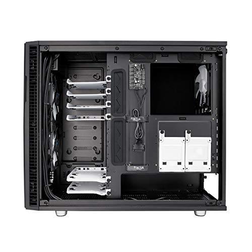 Build My PC, PC Builder, Fractal Design FD-CA-DEF-R6C-BK-TGL