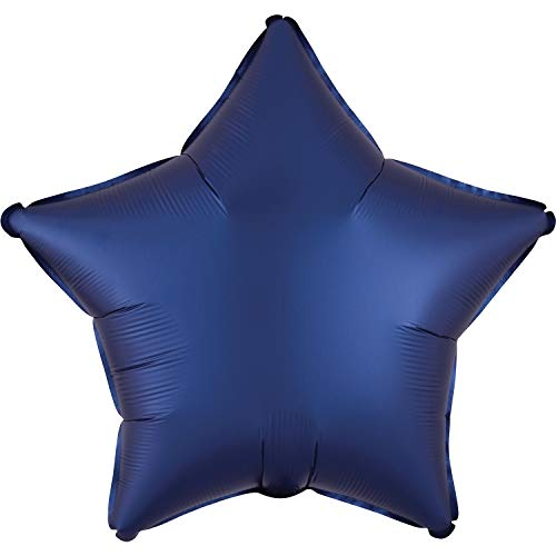 Amscan International- Ballon, 3996201, Bleu