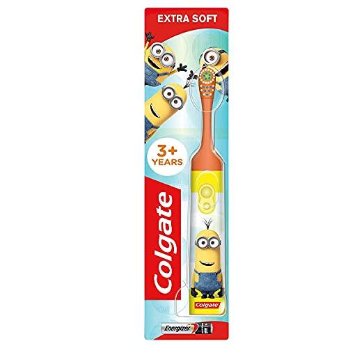 COLGATE - Brosse à Dents à Piles Colgate Minions...