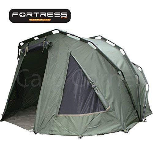 Fortress Pram Hood 2-Man Bivvy with Heavy Duty Groundsheet