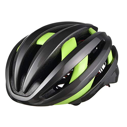 Jay Casco de Ciclismo con Luces traseras de Advertencia Desmontables Bluetooth 4.1...