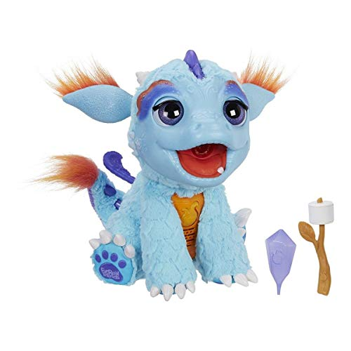 FurReal friends- Dragons Peluche, Multicolor (Hasbro B5142EF10)