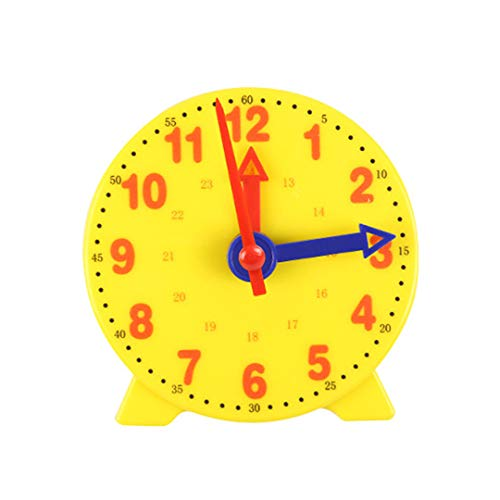 ZMREN Kinder lernuhr, Uhr lernen uhrzeit lernen, lernuhr grundschule uhr zum lernen für kinder, Lernuhren Zeit Lernen Uhr-Spielzeug