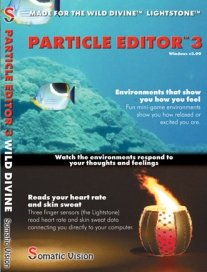 Great Deal! Particle Editor 3 Software for the Wild Divine Lightstone