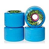 Rueda Para Skate Santa Cruz Slime Balls Og 78A - 66Mm Slime Azul (Default , Azul)