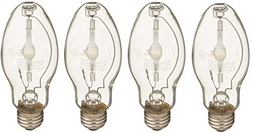 Westinghouse, 100 Watt E26 Medium Base, M90/E ANSI ED17 Metal Halide HID Light Bulb - 4 Pack