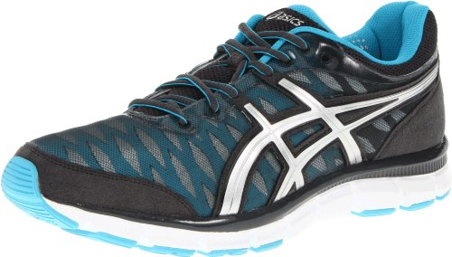 ASICS Men's Gel-Nerve33 Athletic Running Shoes (US 11, Grey Silver Electric)