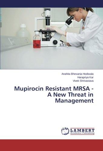 Mupirocin Resistant MRSA - A New Threat in Management