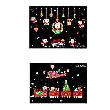 HehiFRlark - Bola colgante navideña con muñeco de nieve, diseño de tren de...