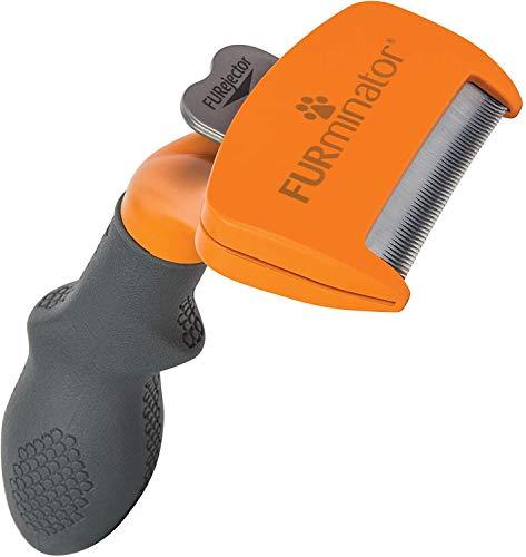 Furminator Undercoat deShedding Tool para perros medianos de pelo largo
