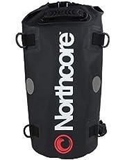 Northcore en watersportaccessoires - 40Ltr Dry Bag ZWART - Waterdicht spatwaterdicht