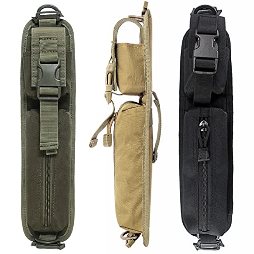 Taktischer Rucksack Schultergurt Diverses Tasche Schlüssel Taschenlampe Tasche Outdoor Camping Jagd Zubehör Pack Werkzeugtasche