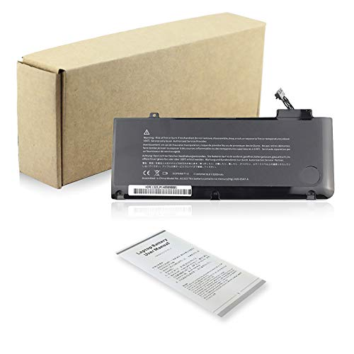 Bay Valley Parts Battery for APPLE A1322 A1278 (Mid 2009, Early 2010, Early/Late 2011, Mid 2012) Unibody MacBook Pro 13'', fits MB990*/A MB990LL/A MB990J/A