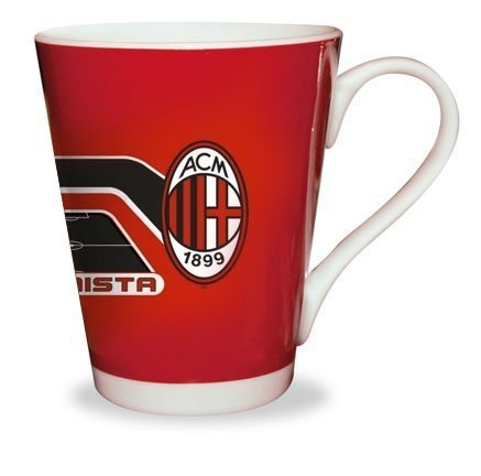 AC Milan mok koffie/thee - officiële collectie Italië - voetbal