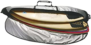 Curve Double Surfboard Bag Day Coffin Superslim Multi 6'6, 7'6