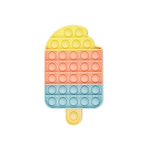 UYVBIAA Fidget Toy Simple Dimple Rainbow Sensory Toys