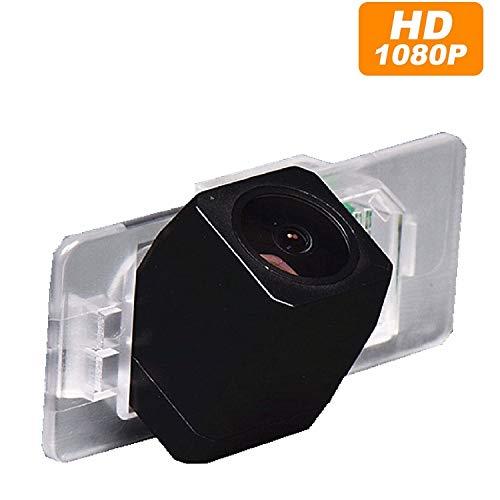 HD 1280x720p Kamera Wasserdicht Nachtsicht Rückfahrkamera Einparkhilfe Rueckfahrkamera kompatibel für F22 F23 F45 F46 M2 F87 F30 F35 M3 F80 F32 F36 X1 F48 X3 F25 2012-2015