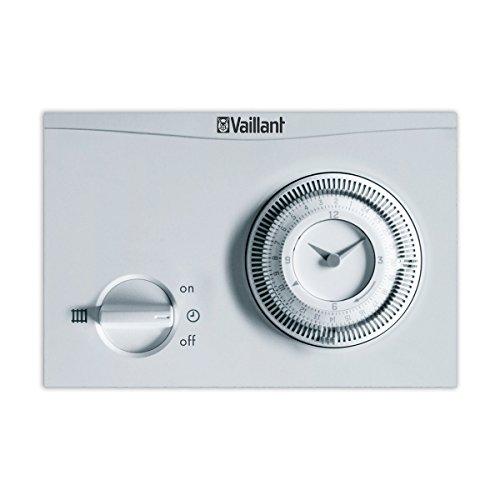 Vaillant 0020116882 Zeitschaltuhr 150, plastik, weiß