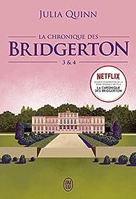 La chronique des Bridgerton - Intégrale, tome 2 par Quinn