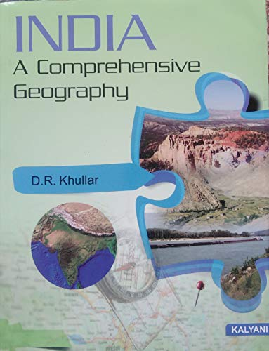India a Comprehensive Geography-2020 Edition