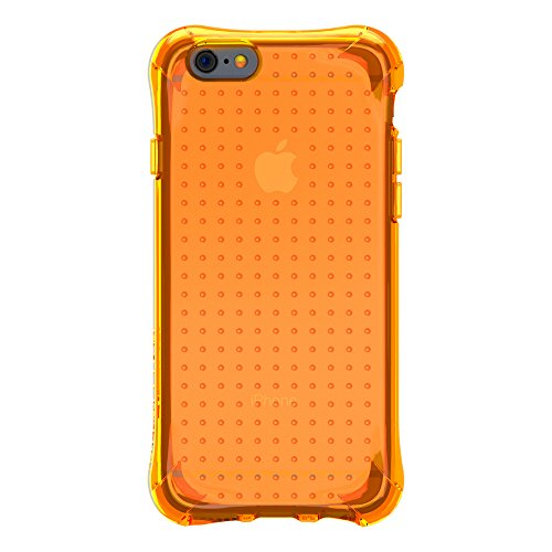 iPhone 6s Plus Case, Ballistic [Jewel Neon] Six-Sided Drop Protection [Neon Orange] 6ft Drop Test Certified Case Reinforced Corner Protective Cover for iPhone 6 Plus / 6s Plus - (JW3366-B34N)