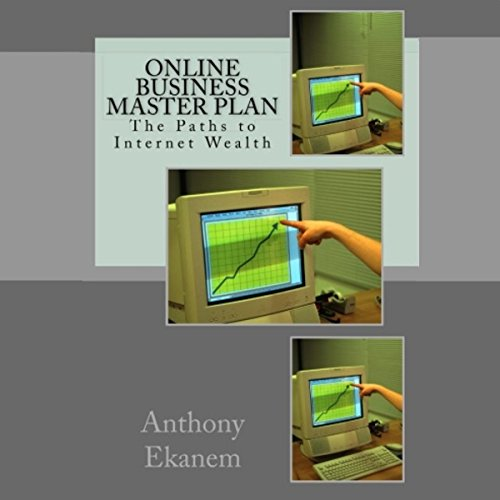 Online Business Master Plan audiobook cover art