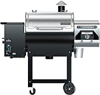 Camp Chef Woodwind Pellet Grill with Sear Box - Smart Smoke Technology - Ash Cleanout System from fabulous Camp Chef