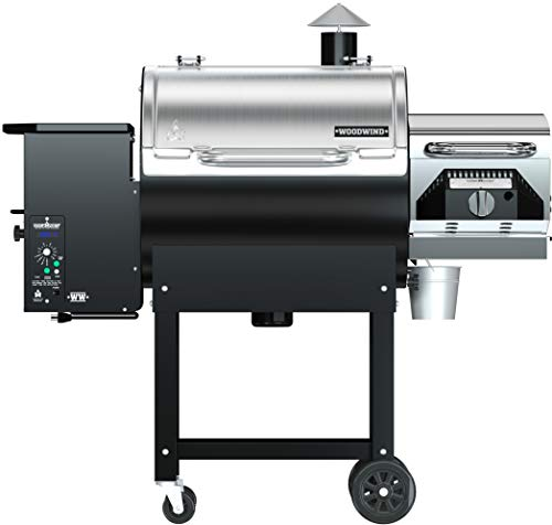 Camp Chef Woodwind Classic Pellet Grill with Sear...