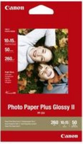 Canon Photo Paper Plus Glossy PP201 Fotopapier (10 x 15) 50er-Packung