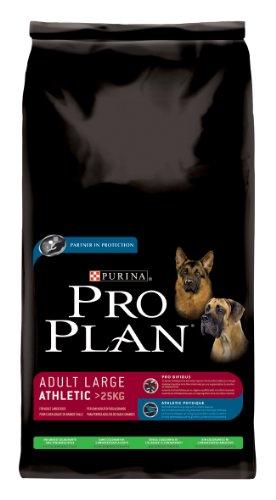 14 KG Pro plan dog adult large breed athletic hondenvoer