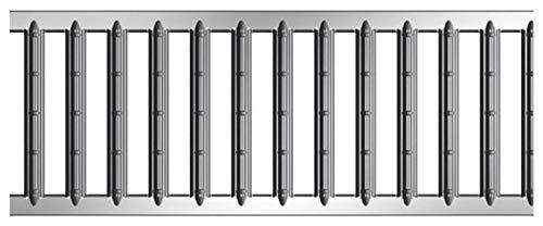 ACO Self® Stegrost Stahl verzinkt 50 cm (Länge)