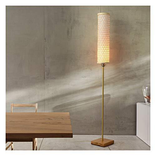 Lámpara LED pie, Mesa de café Minimalista Moderna Sala de Estar Dormitorio Estudio Minimalista Diseñador Piso Japonés Nivel de energía de la luz de Lectura de protecció
