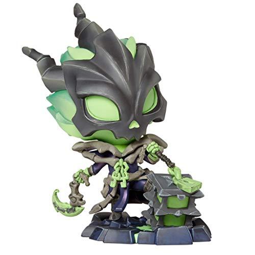 for League of Legends Spielfiguren, LOL Series Figuren/Thresh Statue, vorzügliche und kühle Resin Model, Perfekt Kollektionen for Desktop-Platzierung oder Vitrinen