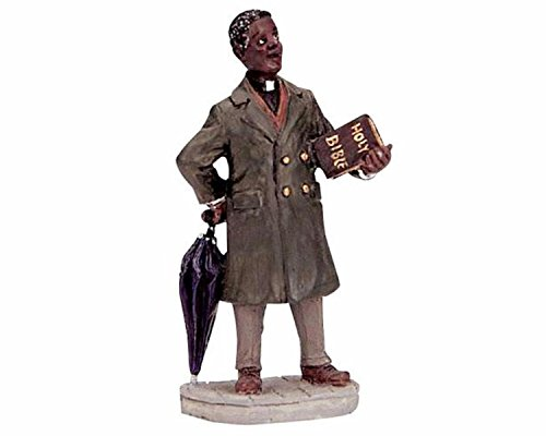 Lemax Christmas Village Collection 'Preacher' Figurine #12484