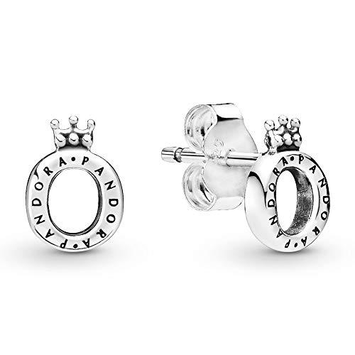 PANDORA Women Sterling silver Earrings - 298295