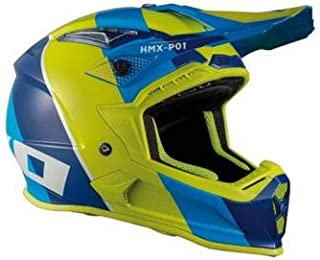 Rouge Taille L Hebo enduro mX Sway Casque