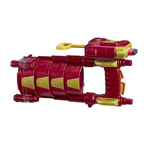 Blaster a scorrimento Il blaster e 2 dardi Nerf sono integrati nella confezione Età: da 6 anni in su