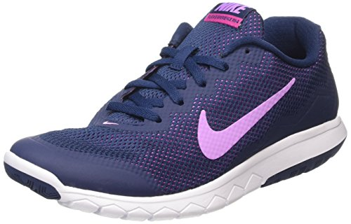 Nike - 749178-401 - Chaussons, Femme, mid nvy/fchs glw-obsdn-fchs fl, taille 36