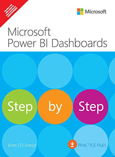Microsoft Power BI Dashboards Step by Step| First Edition| By pearson