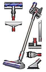 Direct Drive Cleaner Head - Easily Accesses Dirt and Grime Trapped Deep inside Carpets while still Managing to Remove Dust from Hard Floors The Dyson Digital Motor Spins At Up to 110,000 RPM to Generate Powerful Suction and a Powerful Handheld Vacuum...