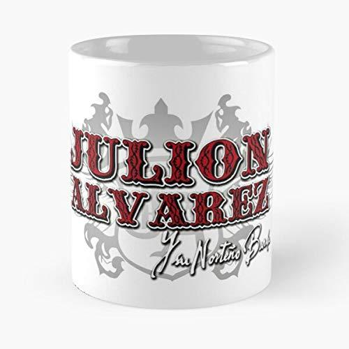 xuthonaz Music Band Alvarez Julion Actress Singer Best 11 oz Kaffeebecher - Nespresso Tassen Kaffee Motive