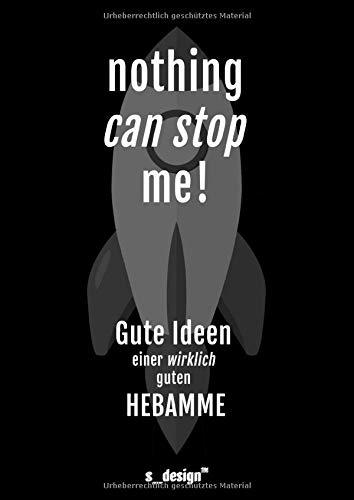 Notizbuch für Hebammen / Hebamme: Originelle Geschenk-Idee [120 Seiten liniertes DIN A4 blanko Papier]