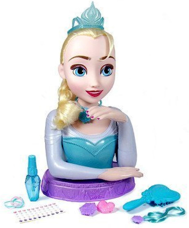 Disney Frozen Deluxe Elsa Styling Head
