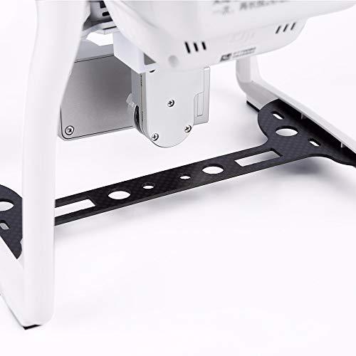 HONG YI-HAT Phantom 3 Gimbal-Schutz-Kamera-Objektiv Schutzplatte for DJI Phantom 3 Adv Pro Se Drohne Carbon-Faser-Fahrwerk-Schutz Drohne Ersatzteile (Color : For Adv Pro SE)