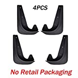 Guardabarros del coche Mud 4x Flaps Guardabarros Guardabarros Guardabarros For Citroen C1 C2 C3 C4 Berlingo Gran Picasso Xsara SpaceTourer DS5 C5 Aircross (Color : No Retail Package)