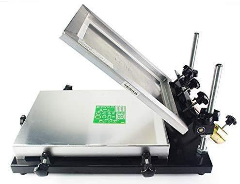 NEWSIHUI - Mesa de impresión Manual para serigrafía, tamaño 320 x 440 mm