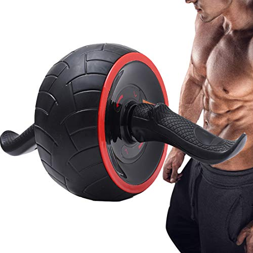 Ab Wheel Roller Core Abs Trainer Cruncher Stevige Ab Core Trainer Machine AB Roller Perfect Fitness voor Arm taille Been is ideaal