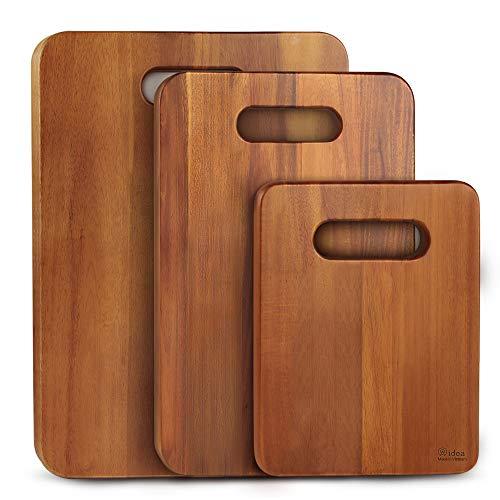 AIDEA Wood Cutting Board