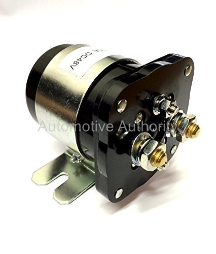 48V 200A Solenoid 4 Terminal Replacement for Trombetta 114-4811-020